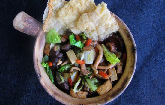 Herbal Hot Pot ('Tak' Kut Teh)